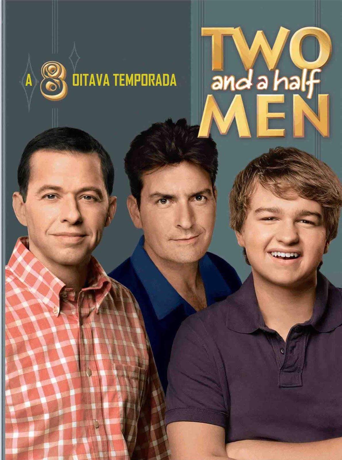 Dois Homens e Meio 8ª Temporada Torrent – BluRay 720p Dual Áudio (2011)