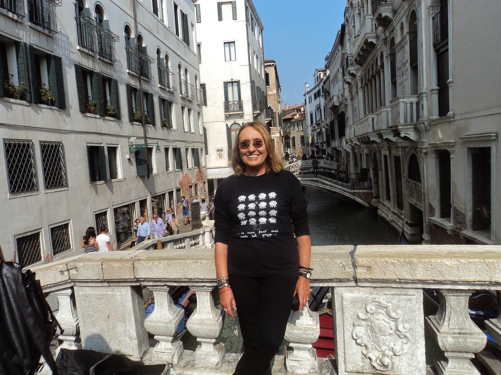 Venezia , il sole ed io..più matrimonio George!