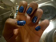Long overdue, but these are my New Years nails. Thought I would bring out .