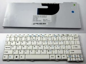 Keyboard Laptop Acer Aspire One 531 AO531 531H 89 101
