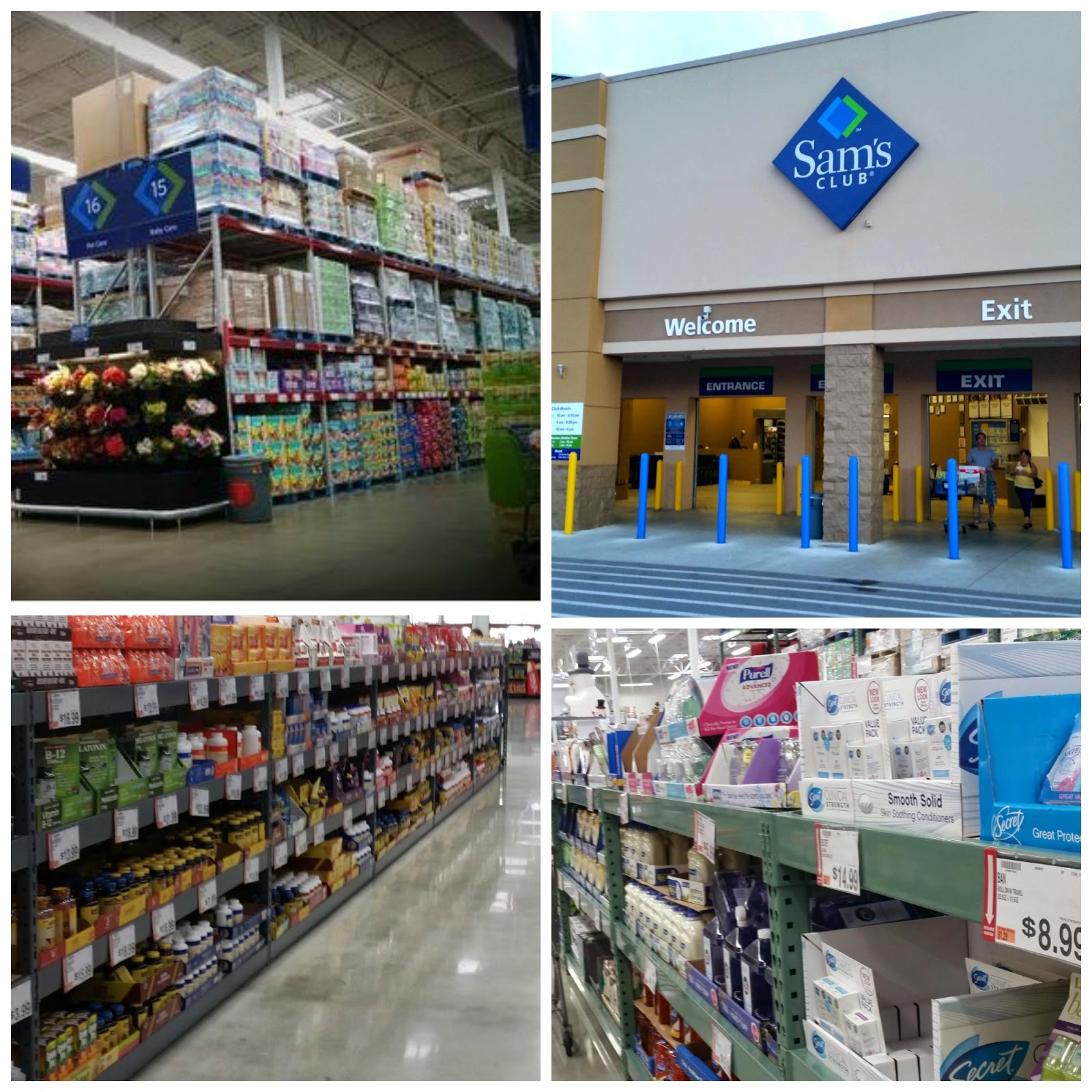 Create community connections with Sam's Club #SimplyHealthy #ad