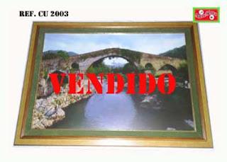Cuadro Puente Romano