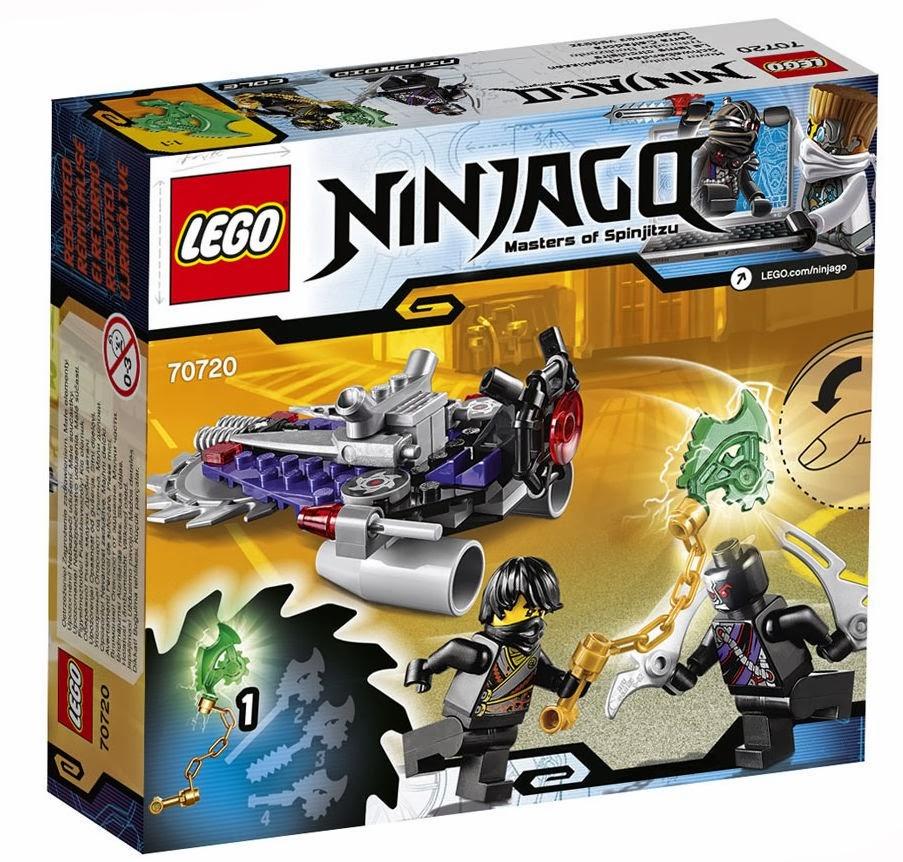 DeToyz Shop: 2014 Lego Ninjago Sets