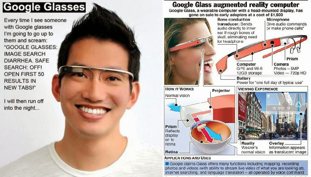 Google Glass Sinema Sektörü İçin Tehlikeli