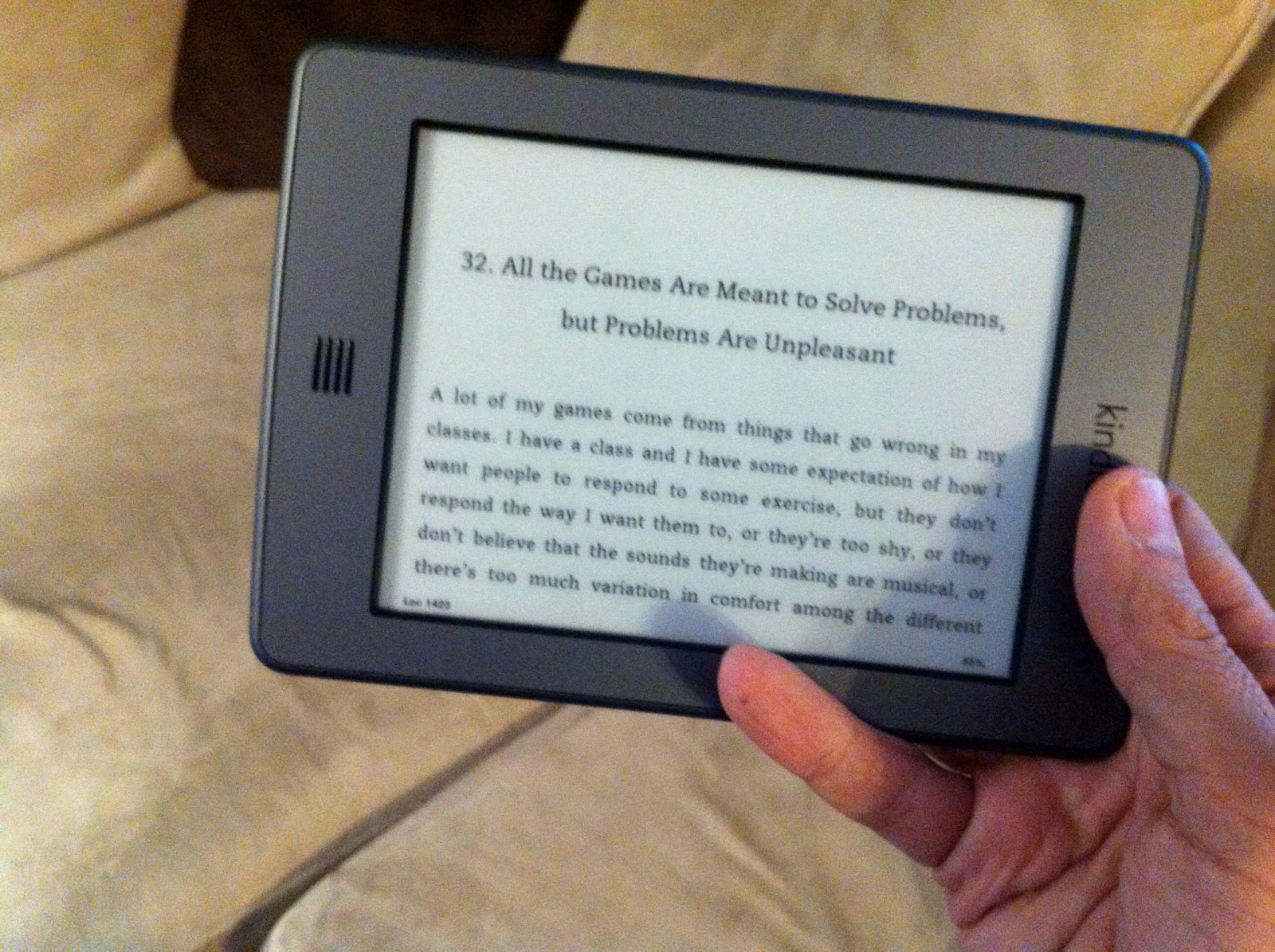 are you able to read a kindle e book on a pc