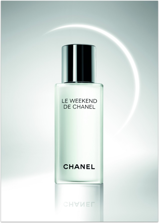 Chanel Le Weekend Skincare