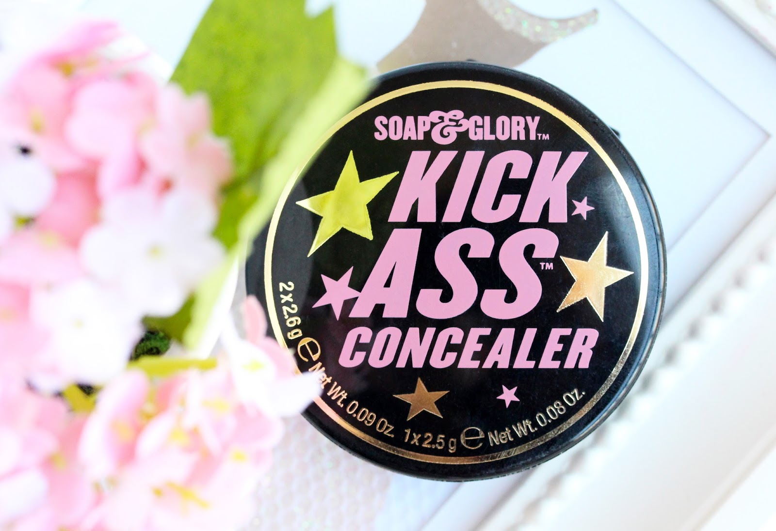 Soap & Glory Kick Ass Concealer