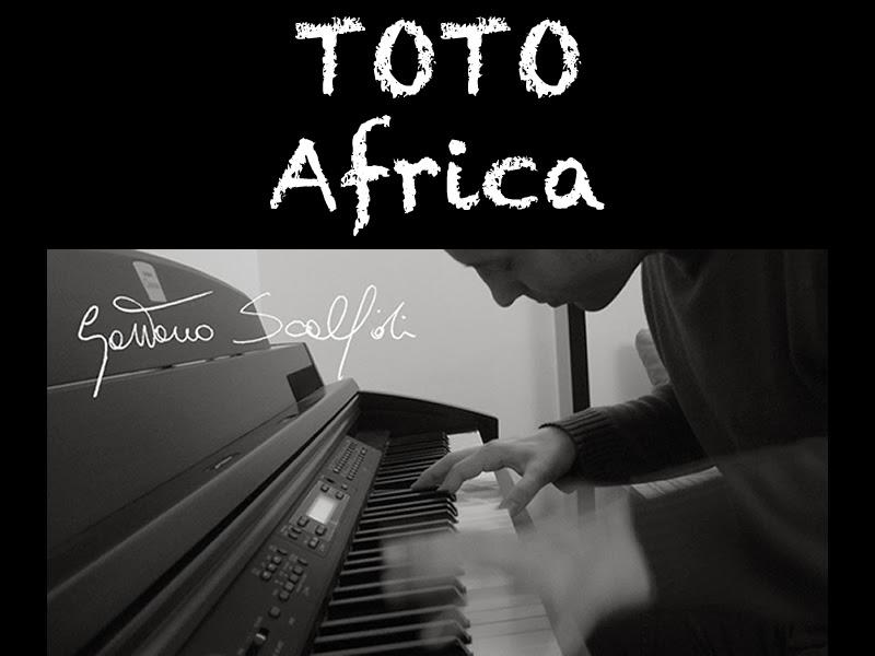 Africa Toto Piano Cover Piano Feeling Blog Pianoforte