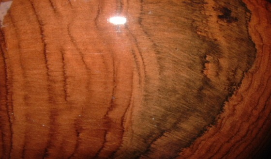 Mahogany Wood Grain ~ Titian studio pottery new zealand s woodgrain