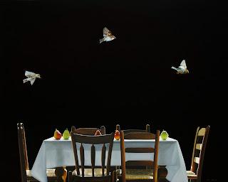 Oil Painting Karen Patton