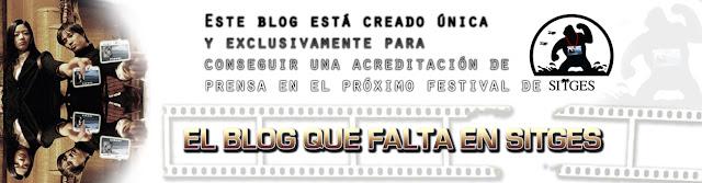 El blog que falta en Sitges