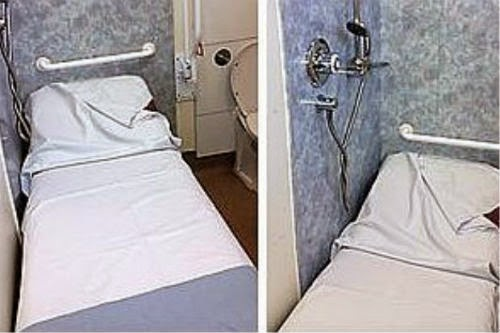 Pesakit Bengang Hospital Suruh Tidur Dalam Tandas