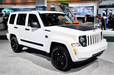Jeep Liberty Arctic