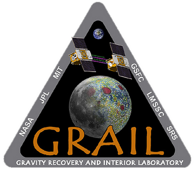 GRAIL Mission Emblem
