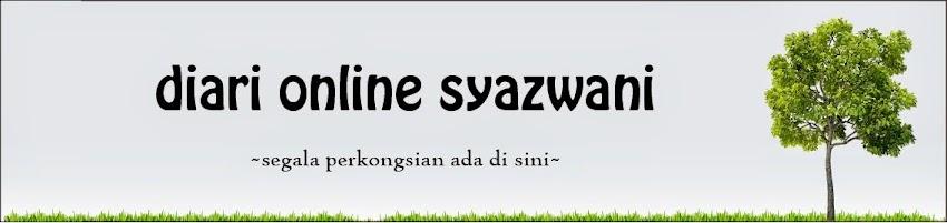 diari online syazwani