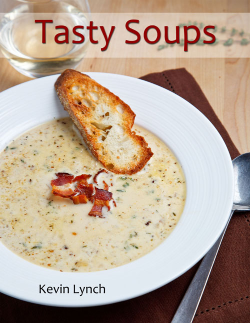 Tasty Soups eCookbook - Get your copy now!