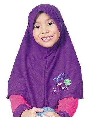 model jilbab anak kecil terbaru islam. Black Bedroom Furniture Sets. Home Design Ideas