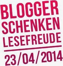 mo jour macht mit:<br>Blogger schenken Lesefreude 2014