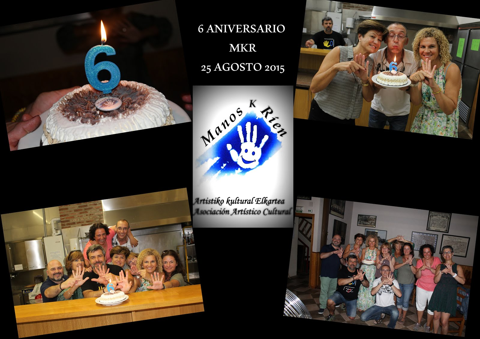 6 aniversario mkr
