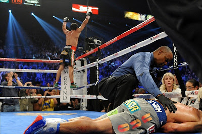 Pacquaio knocked-out
