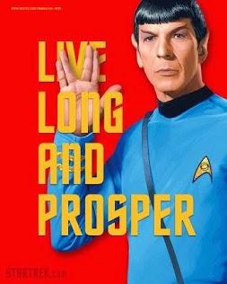 Mr. Spock...