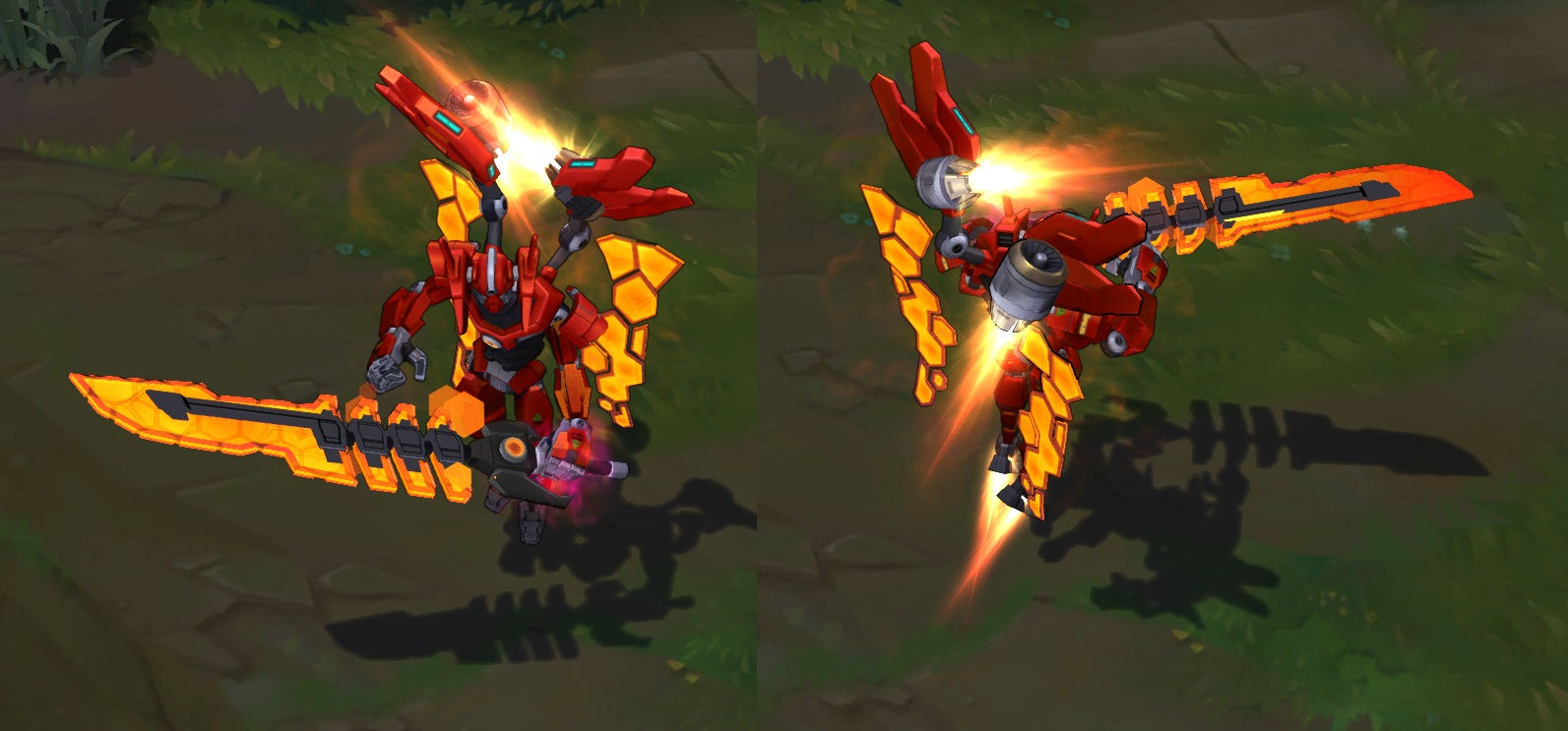 Surrender At 20 7 1 Pbe Update New Skins For Aatrox And Malphite