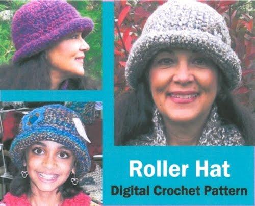 PATTERN: Roller Hat