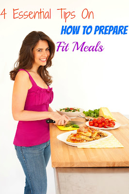 prepare healthy food