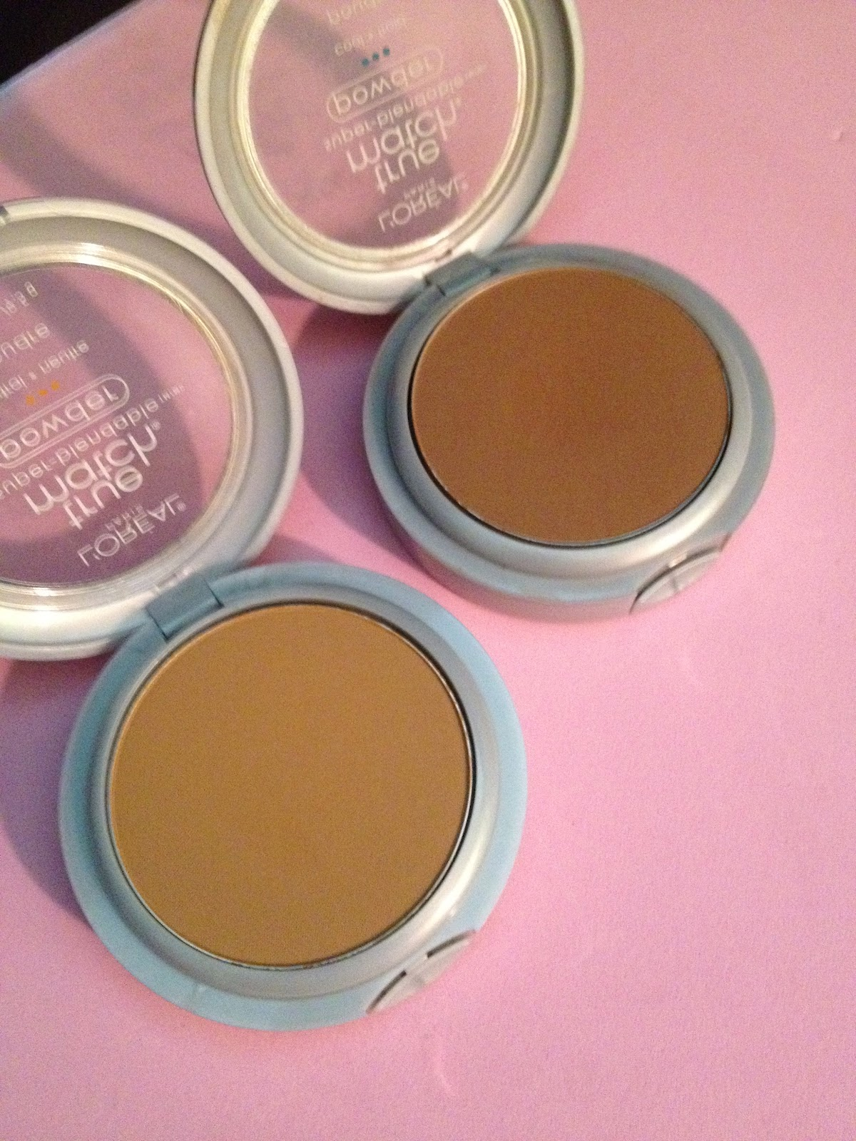Life With Aly Tuesday Top Ten Bronzers Loreal True Match Perfecting Powder