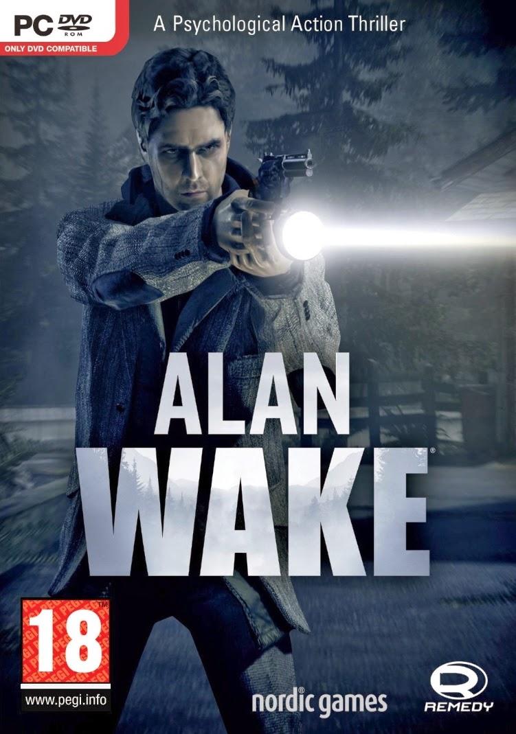 ALAN WAKE + DLC-REPACK