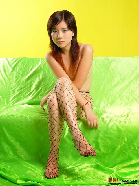 Chinese Nude Model Jia Yi  [Litu100]  | 18+ gallery photos