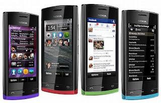 Spesifikasi Nokia 500