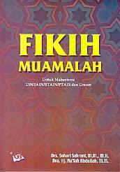BUKU FIKIH MUAMALAH UNTUK MAHASISWA