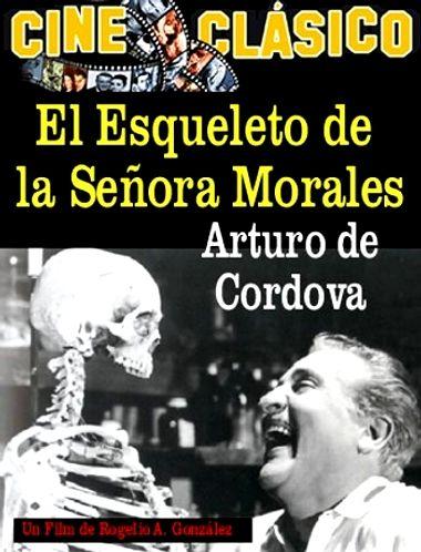 El esqueleto de la señora Morales (1960)