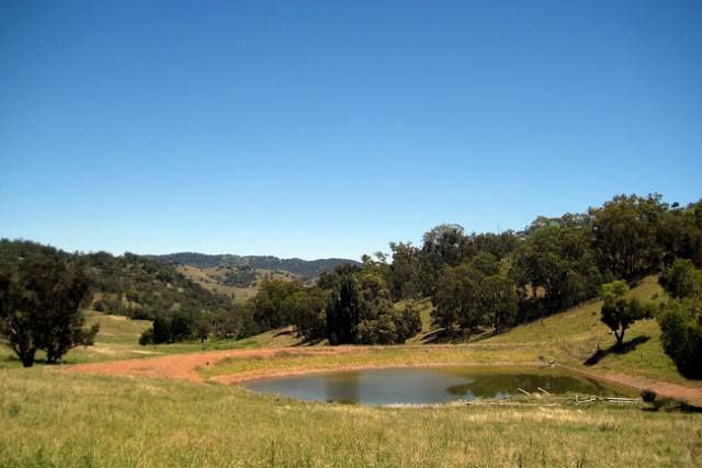 A ranch in Leconfield, New South Wales