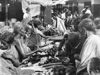 Chennai Market (Kothaval Chawadi) 1939
