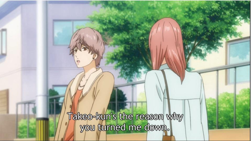 glad anime girl