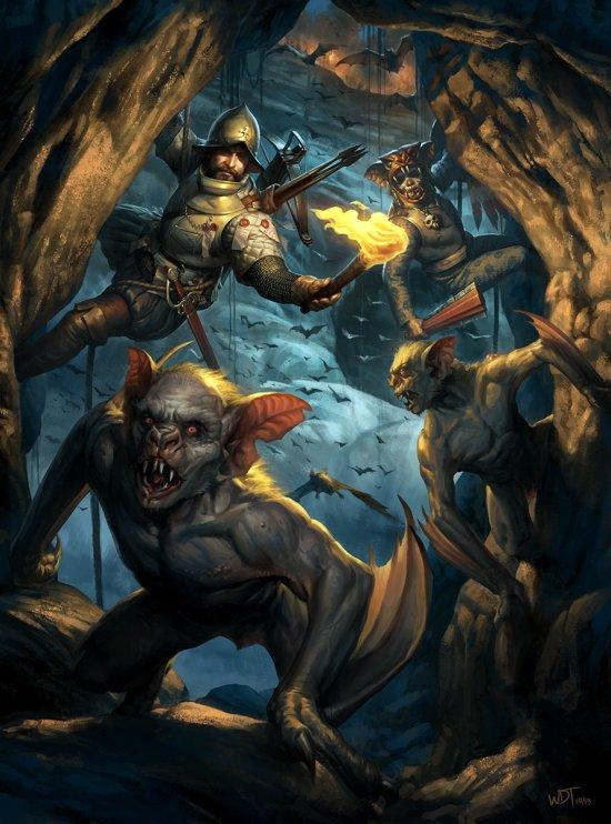 Darren Tan deviantart ilustrações fantasia ficção científica vampiros templários nazistas