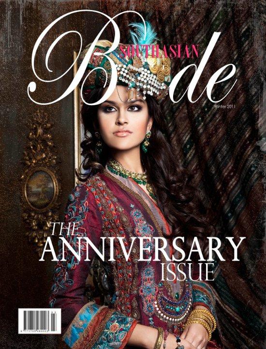 Woman Asian Bride Magazines London 103