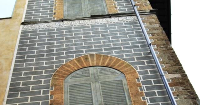 Firenze nei dettagli le finestre finte - Finestre firenze ...