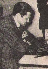 El ajedrecista español Santiago Tejero Lamana