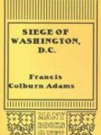 Siege of Washington, D.C