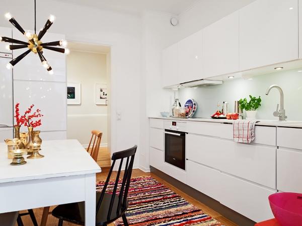 Alfombras en la cocina decorar tu casa es - Casa de las alfombras ...