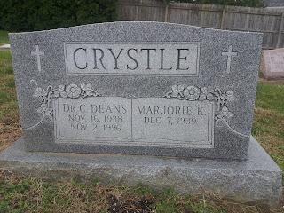 Dr. C. Deans Crystle
