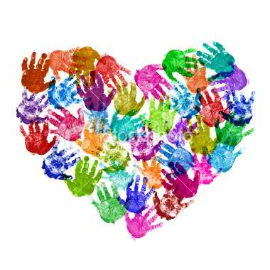 Hand print art Handprint crafts