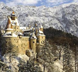 Dracula Castle - Castelul lui Vlad Țepeș - romanian brand