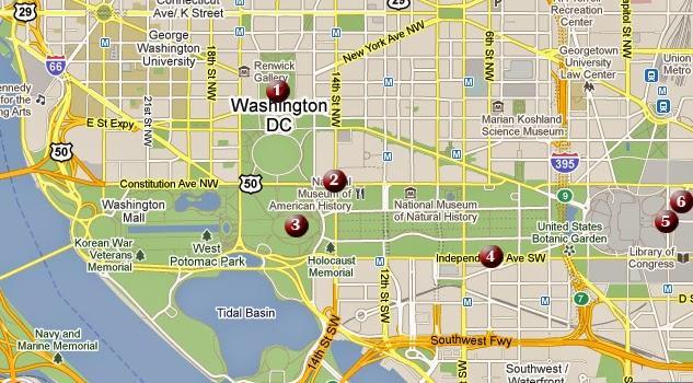 2 Days walking tour in Washington DC