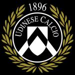 Logo Tim Klub Sepakbola Udinese Calcio PNG