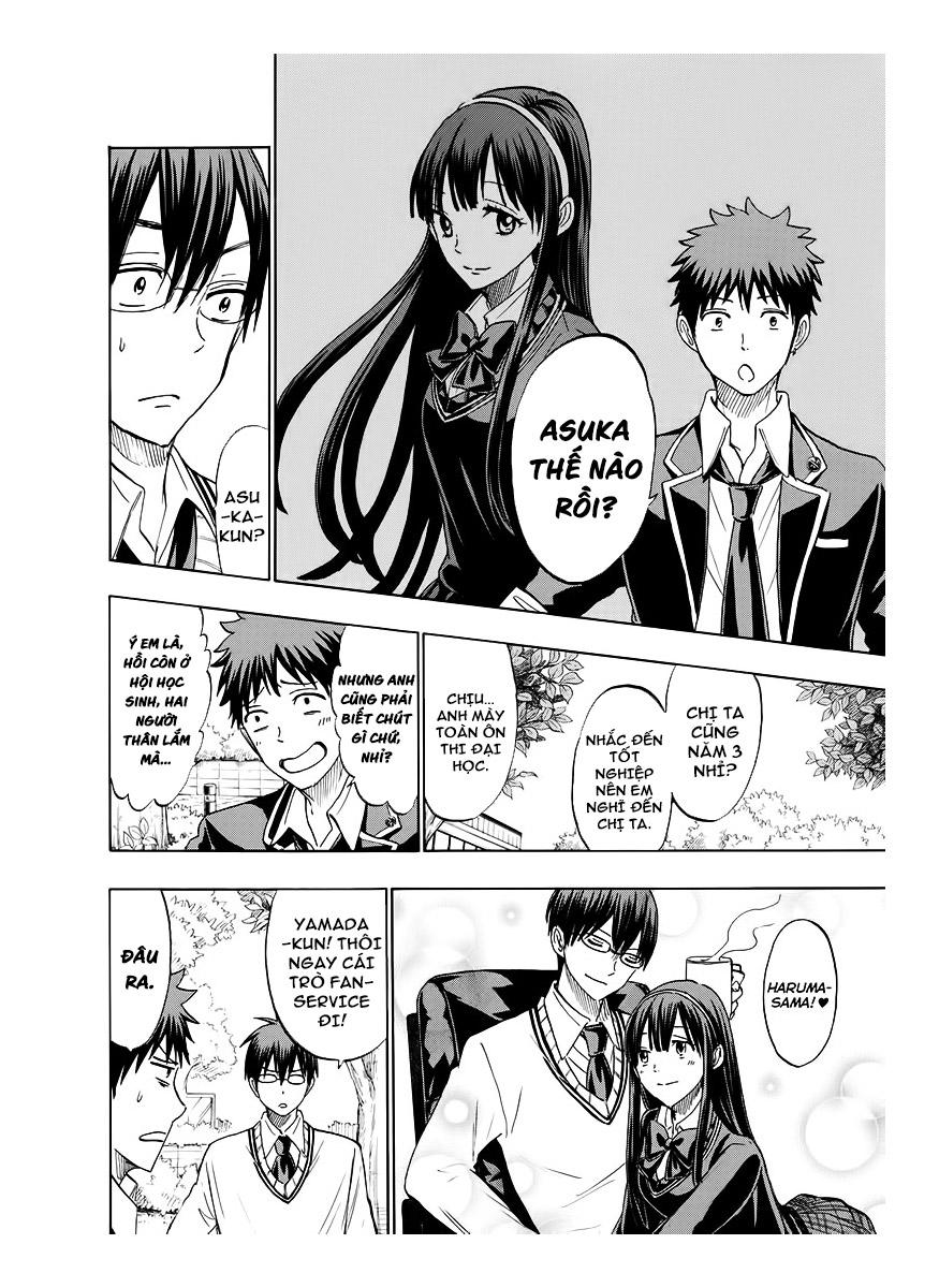 Yamada-kun to 7-nin no majo chap 181 Trang 13 - Mangak.info