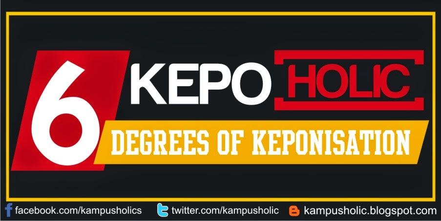 29 Kepo Holic, Six degrees of keponisation